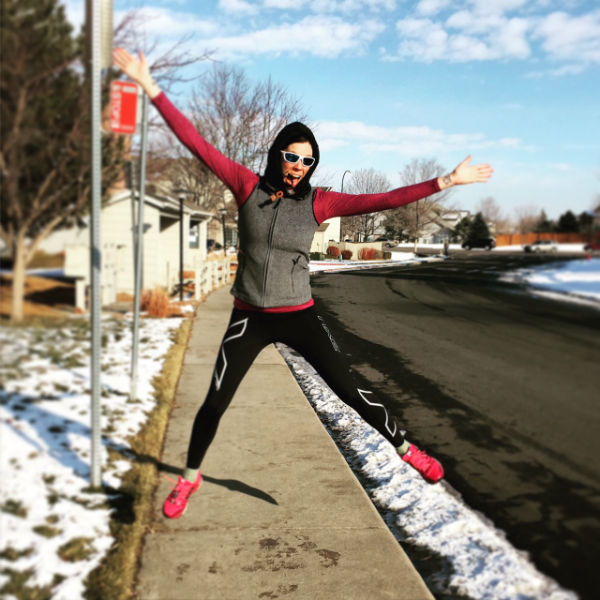 cf06f35642 I recently posted about winter running, and how important it is for me to  stay warm (I'm a big sissy). It's usually pretty easy to layer up and keep  my core ...