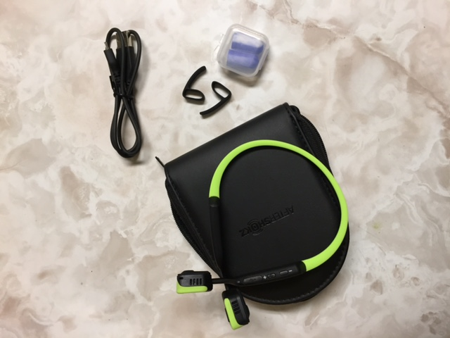 Aftershokz Trekz kit